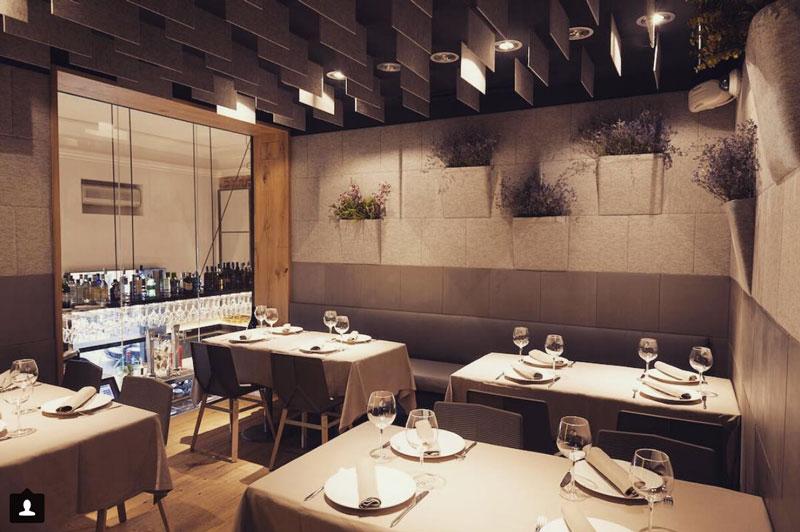 Restaurante La Raquetista