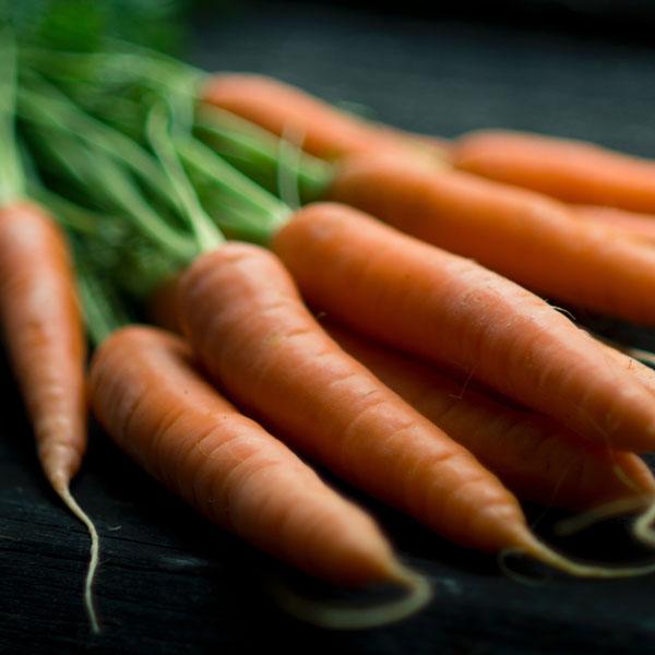 comer sano verduras