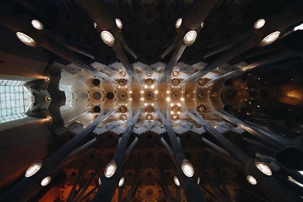 Cómo llegar Barcelona a la Sagrada Familia