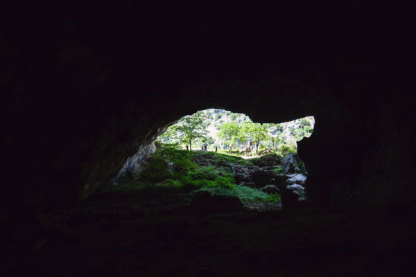 Cueva del Agua Jaén