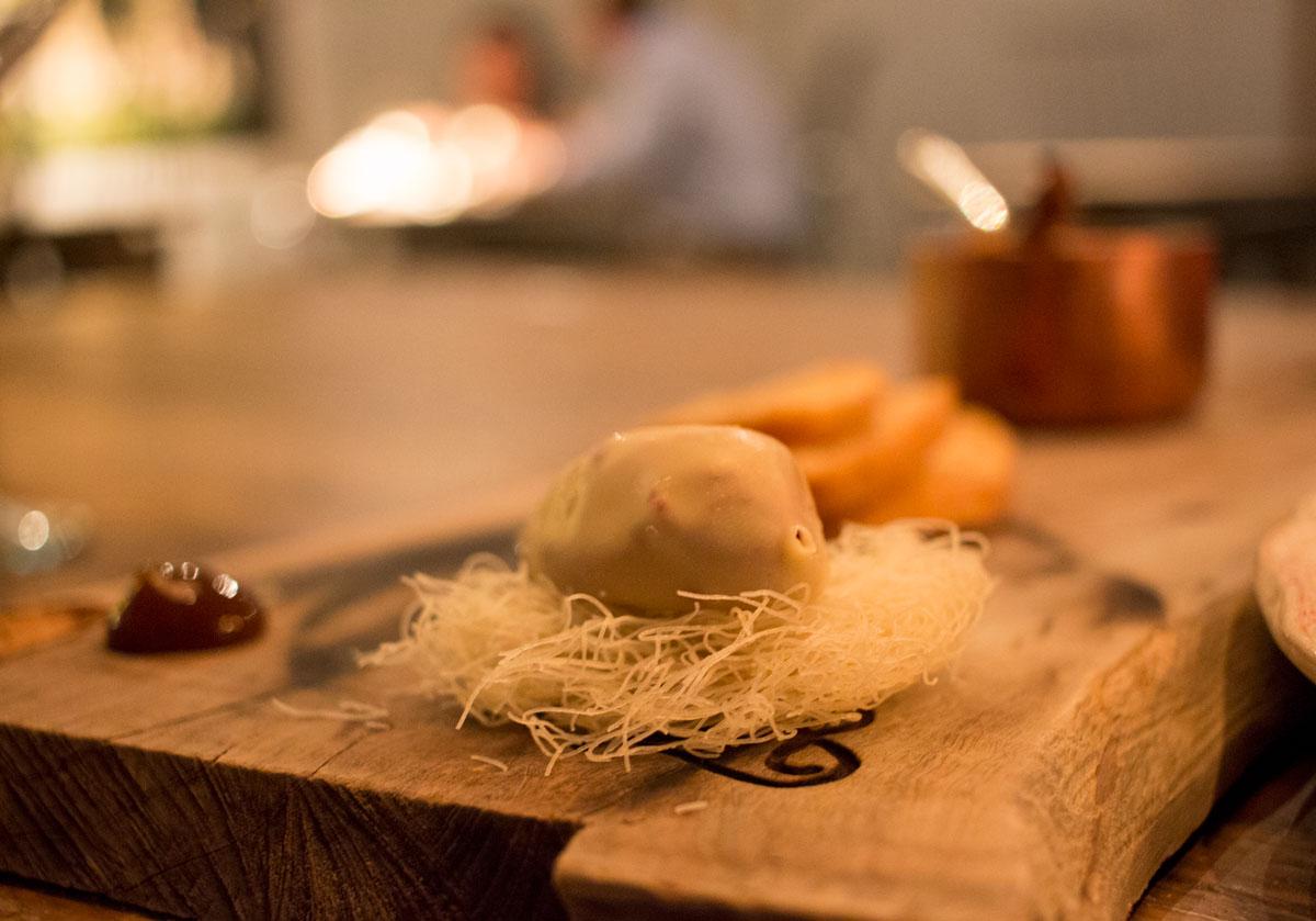 Aire restaurante Madrid