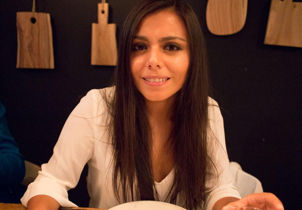 Aire restaurante Madrid carta