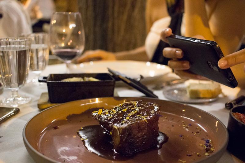 Fuego el mejor restaurante de Madrid