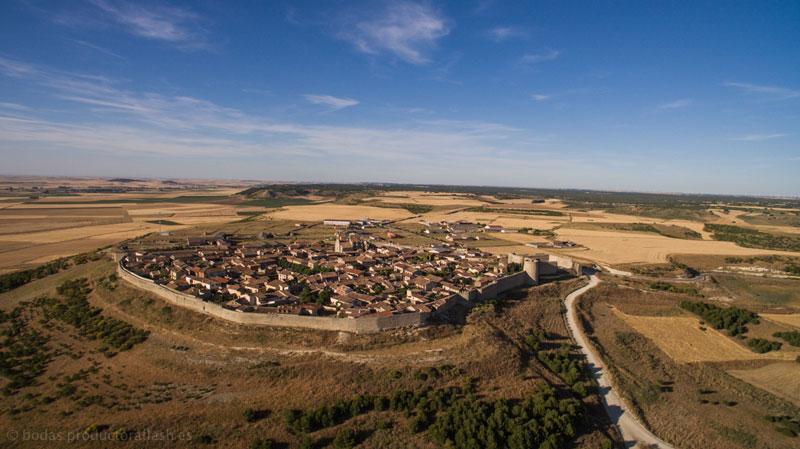Urueña, pueblo más bonito de España