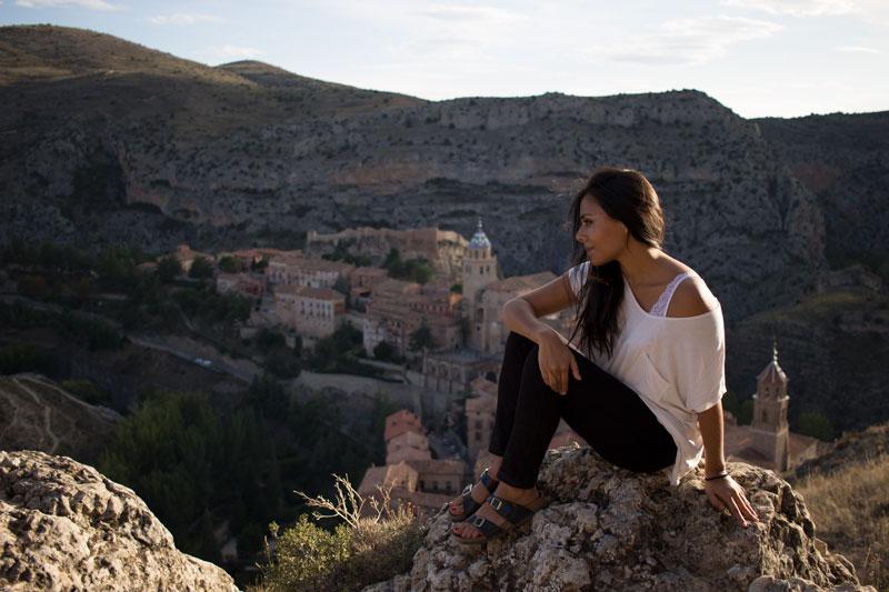 Albarracín el pueblo más bonito de España