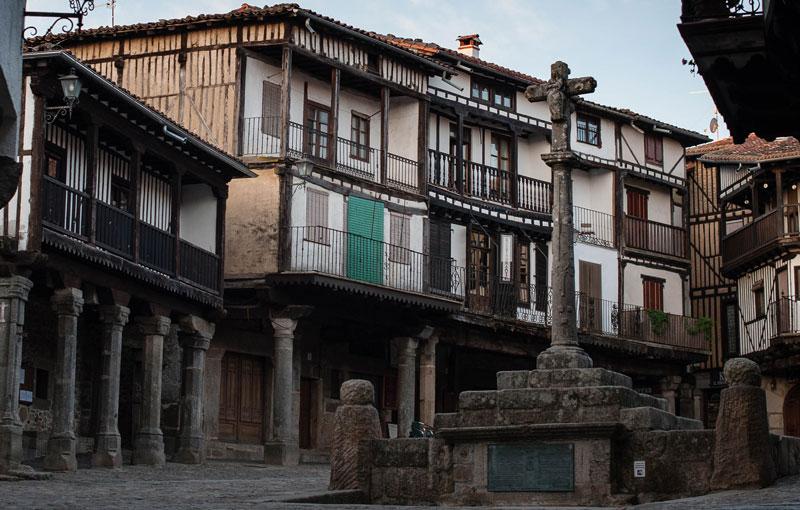 La Alberca, uno de los pueblos más bonitos de España