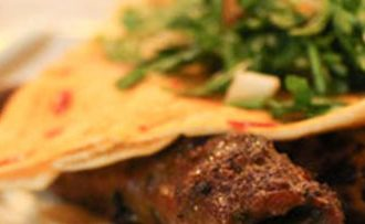 Restaurante libanés Fairuz en Madrid