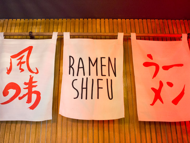Shifu ramen Madrid