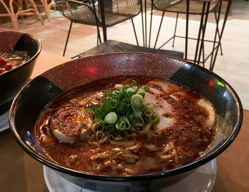 Shifu ramen barato Madrid