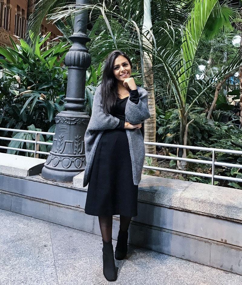 Karime outfits MBFW