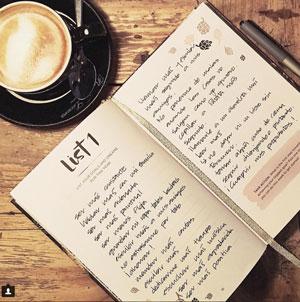 Libro de listas