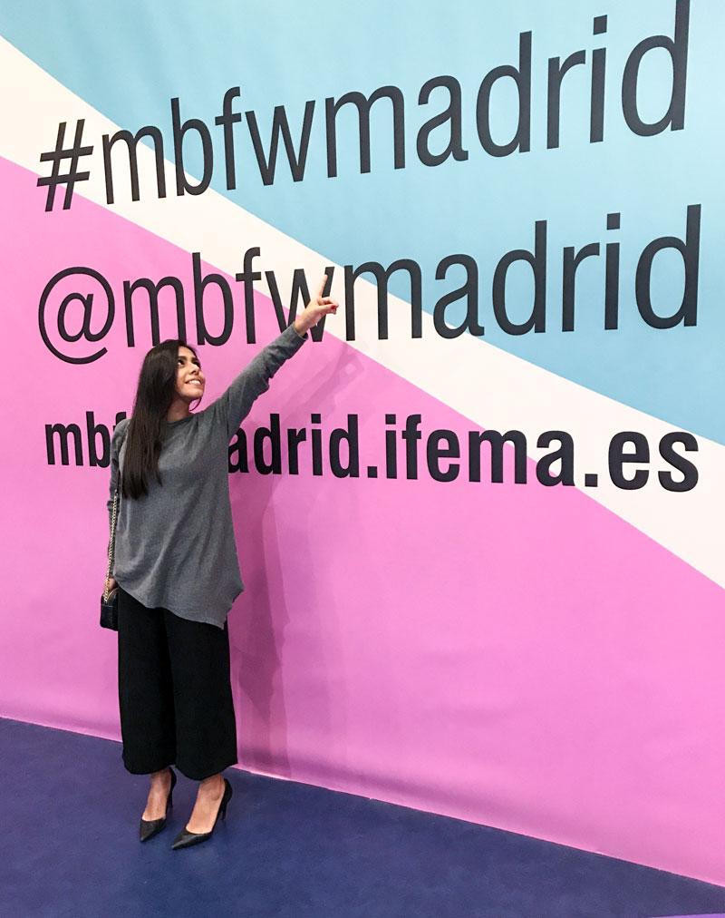 Fashion Week Madrid 2018