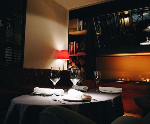 Cenar en grupo en Madrid Maruca
