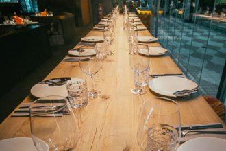 Cenar en grupo en Madrid Pointer
