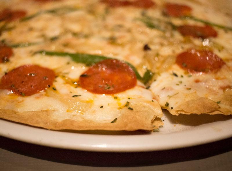 Más que Pintxos pizza