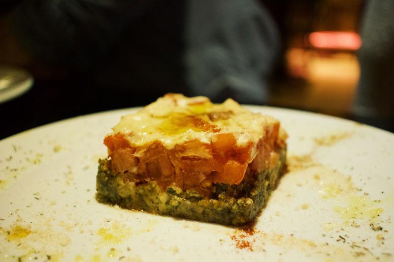 Restaurante crucina Madrid
