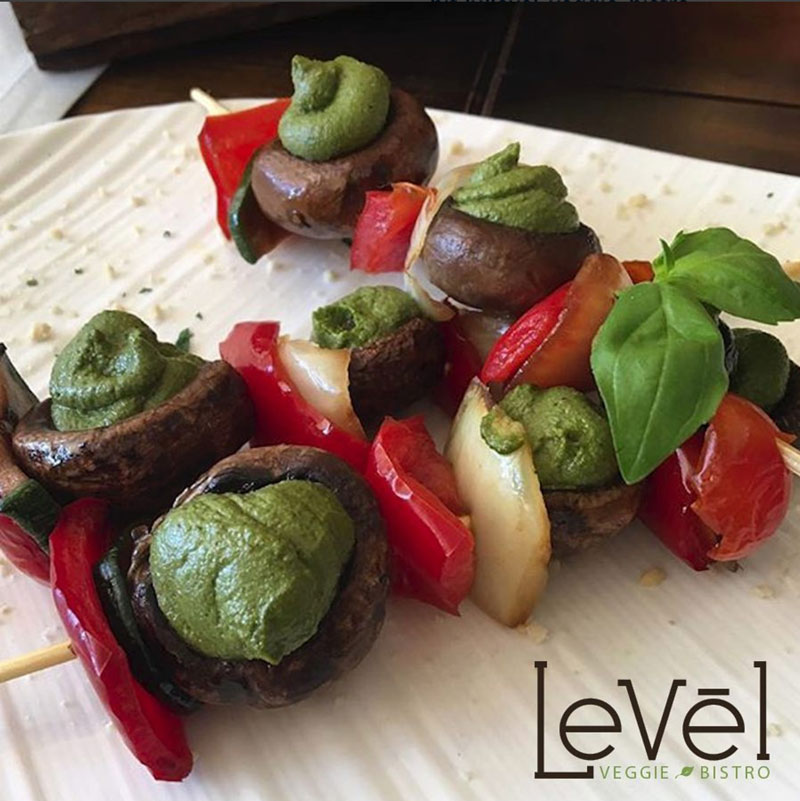 Level Veggie Bistro Madrid