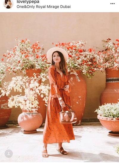 Tendencias favoritas de primavera Lovely Pepa