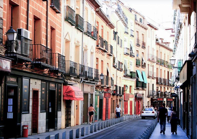 Walking tour Madrid bueno