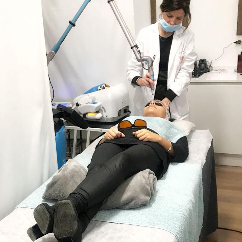 Tratamiento facial Novu