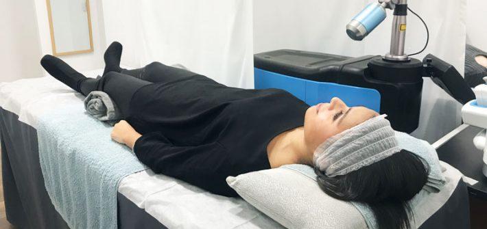 Tratamiento facial en Madrid Karime