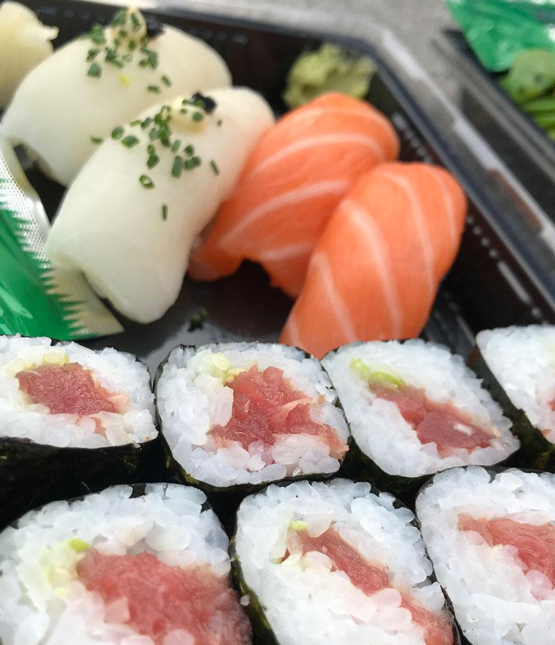 Sushi de calidad en Madrid