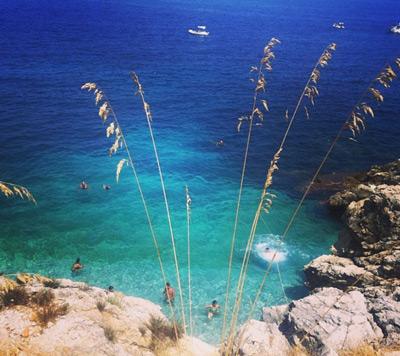 Vacaciones de verano en Sicilia