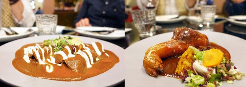 Alta cocina mexicana en España