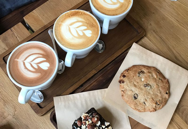 cafeterías de especialidad en Madrid