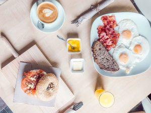 Cafeterías de especialidad Makis
