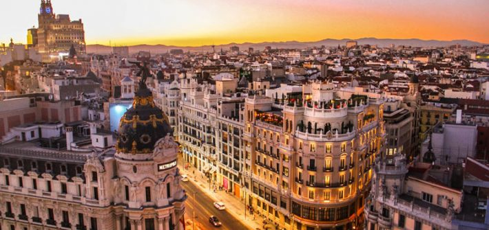 Restaurantes con encanto en Madrid