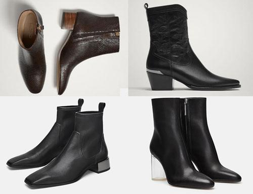 Zapatos de mujer para ir a la oficina