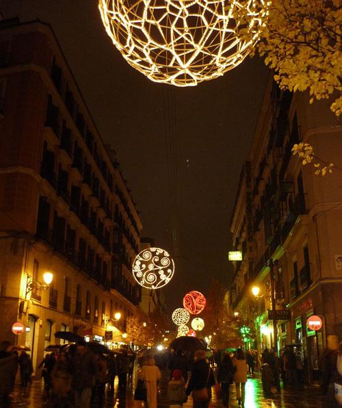 Planes Navidad Madrid