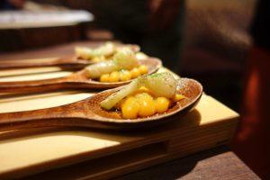 Fiesta de la verdura Tudela en Madrid