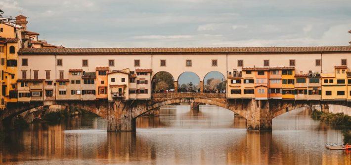 De tour por Florencia Puente Vecchio