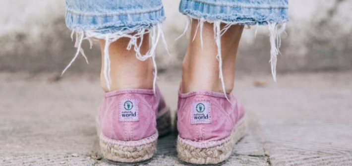 Zapatillas ecológicas bonitas