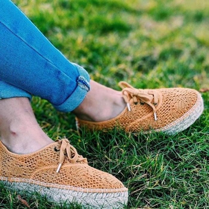 Zapatillas ecológicas Natural World