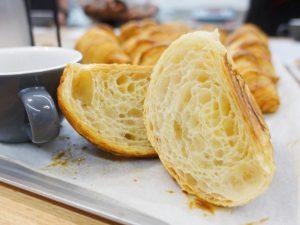 Croissants de ciento Treinta Grados