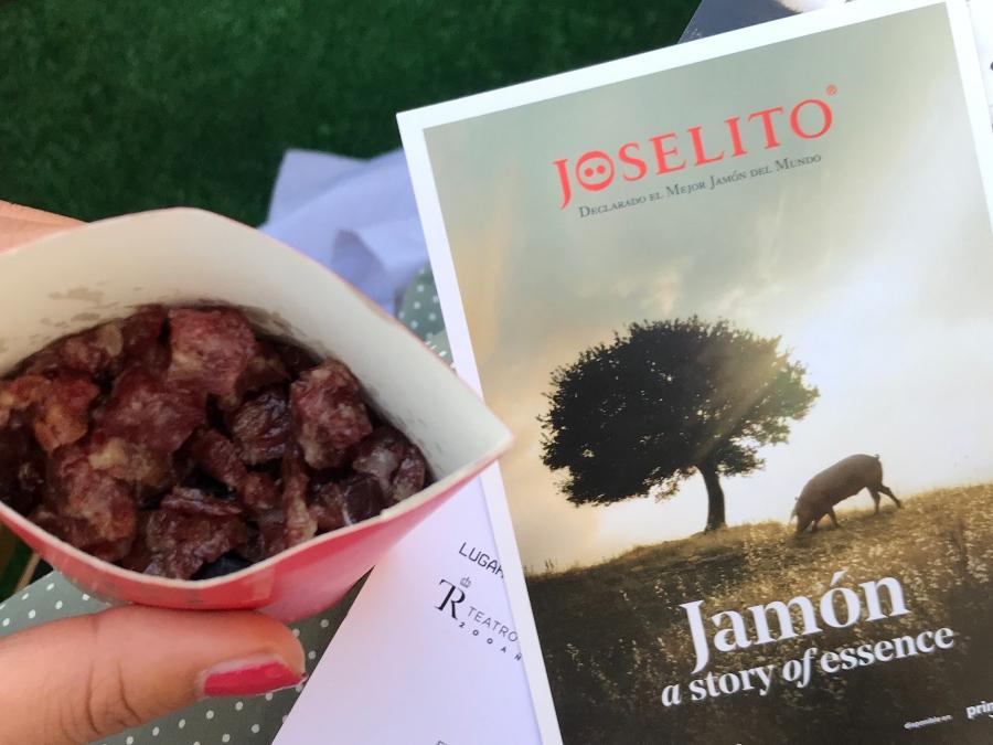 el documental de joselito, el mejor jamón del mundo