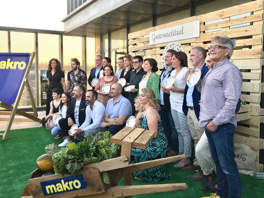 Ganadores de los Premios GASTROactitud
