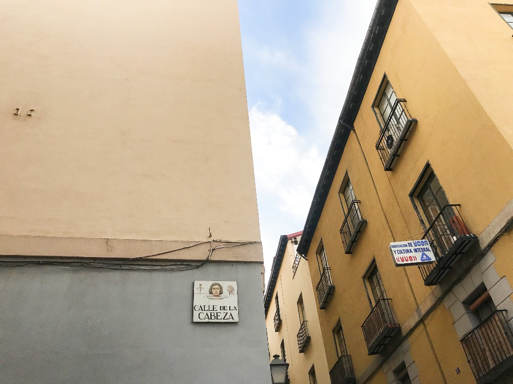 Leyendas de muertos en Madrid
