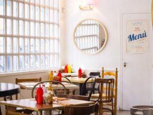 El local de Carmencita bar, uno de los mejores brunch de Madrid