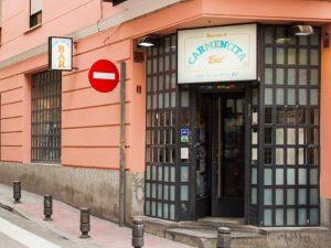Carmencita bar en Malasaña, uno de los mejores brunch de Madrid