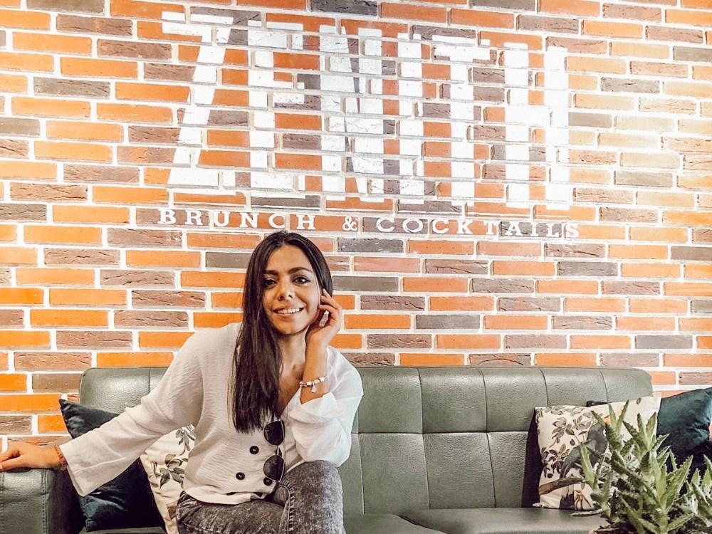 Karime en Zenith, uno de los mejores brunch de Madrid