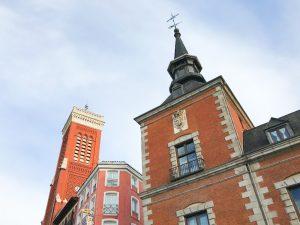 El tour de leyendas y fantasmas de Microplán Madrid