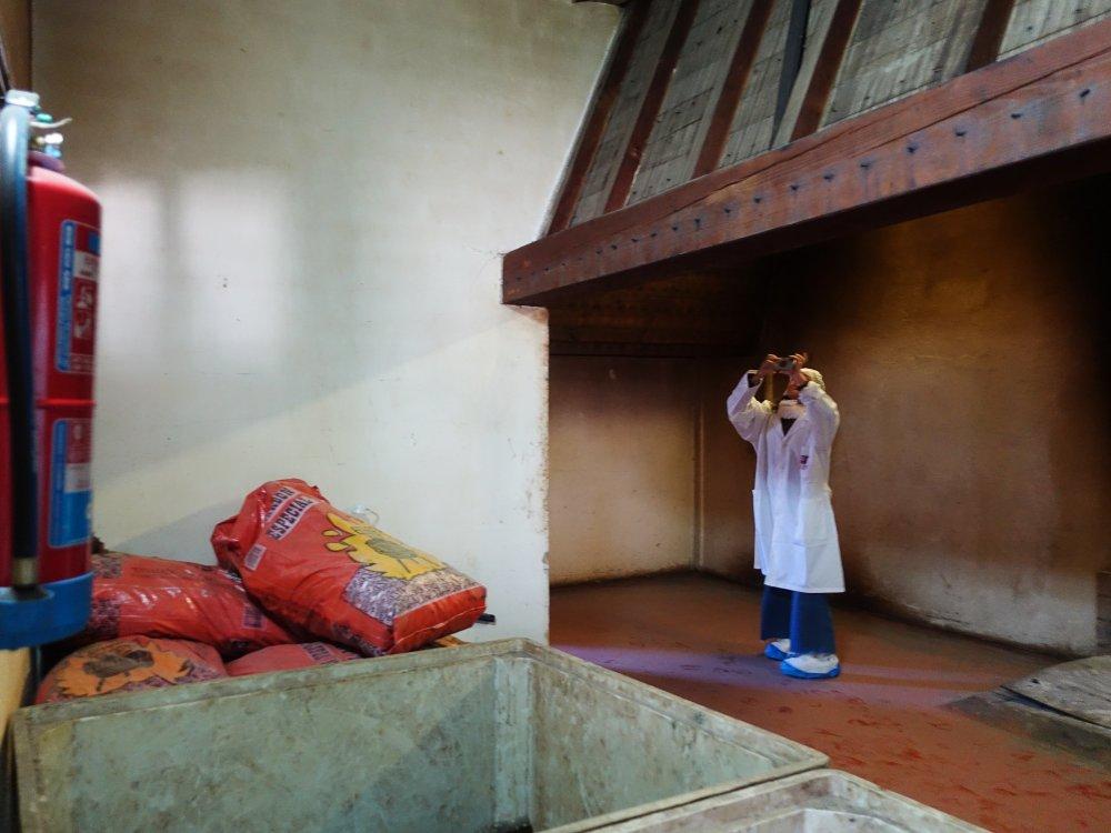 Cómo hacen el lomo ahumado en la fábrica de Joselito