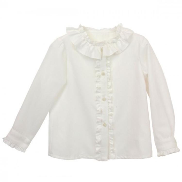Tendencias de camisas en moda infantil