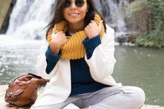 Cómo combinar una mochila con tu outfit de otoño