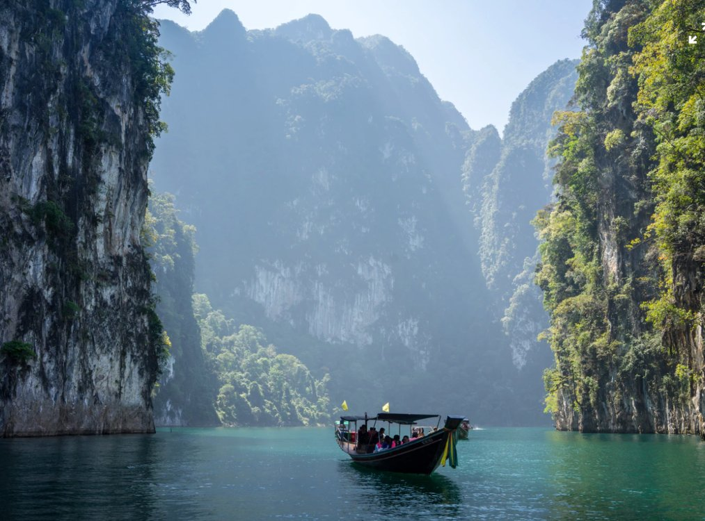 Los mejores destinos para irte de luna de miel, como a Tailandia