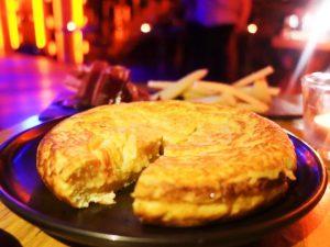 Noches de flamenco y cena en Larios Café